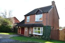 4 bed Detached property in Thompson Drive, Thatcham...