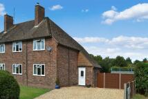 semi detached home in Hawthorn Road, Newbury...