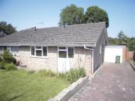 Ryder Close Semi-Detached Bungalow to rent