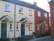 Terraced home in Caswell Court, Dursley