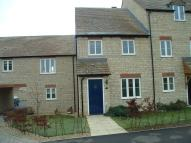 Terraced property in BLUEBELL WAY, Carterton...