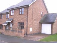 3 bedroom semi detached house to rent in 1A, Ffordd Spoonley...
