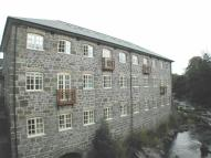 Flat in 10 Town Mill, Llanidloes...