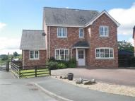 4 bedroom Detached house in 60 Parc Hafod, Tregynon...