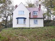 Detached property to rent in Ty Bryn, Llandinam...