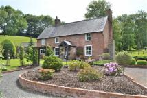 Detached house in Cwmdale, Llandyssil...