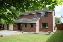 4 bed Detached home for sale in The Chestnuts, Garthmyl...