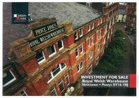 property for sale in Royal Welsh Warehouse, Station Road, Pryce Jones Building, Newtown, Powys, SY16