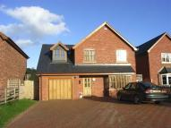 Detached house in 17 Parc Hafod, Tregynon...