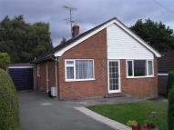 3 bedroom Detached Bungalow to rent in 41, Gungrog Hill...