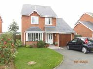 3 bed Detached home for sale in 3 Pen Y Maes, Adfa...