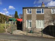 semi detached home to rent in 5, Maesycoed, Aberhosan...