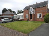 semi detached house in 20 Maldwyn Way...