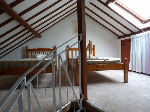 Bedroom 2 (First flo