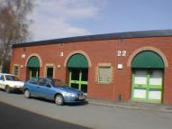 property to rent in Unit 20, Vastre Industrial Estate, Newtown, Powys, SY16
