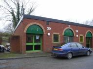 property to rent in Unit 30 Vastre Industrial Estate, Newtown, Powys, SY16