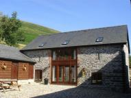 3 bed Barn Conversion in The Hay Loft, Neuadd Ddu...