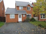 3 bed Detached house for sale in 17 Cae Melyn, Tregynon...