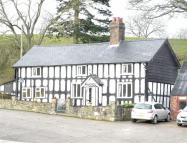 property for sale in Cwmcignant, Bettws Cedewain, Newtown, Powys, SY16