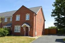 3 bed End of Terrace property in 22 Meadow View...