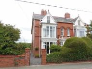 5 bed semi detached home for sale in Maes Trannon, Carno Road...