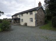 3 bed Detached house in Black Hall, Trefeglwys...