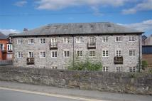 2 bed Flat in 2, Town Mill, Llanidloes...