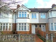 Terraced house for sale in Davidson Road, Croydon