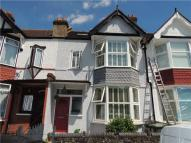 Terraced property in Inglis Road, Croydon