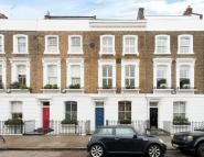 Terraced property for sale in Chalcot Road, London, NW1