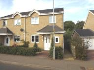 3 bed semi detached house to rent in Myers Road, Potton, SG19