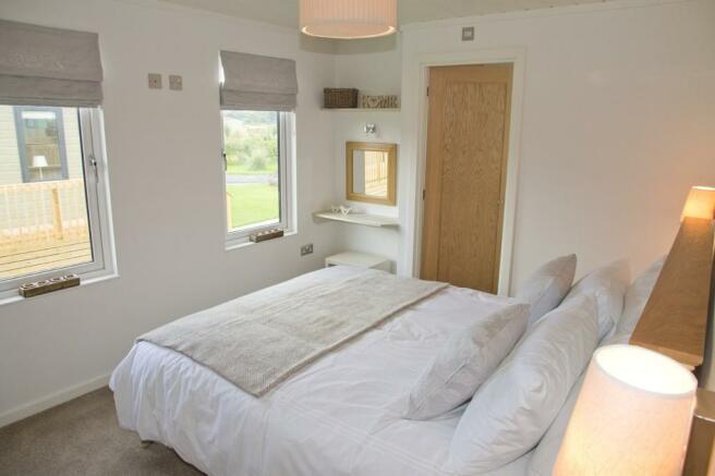 Sample Bedroom On...