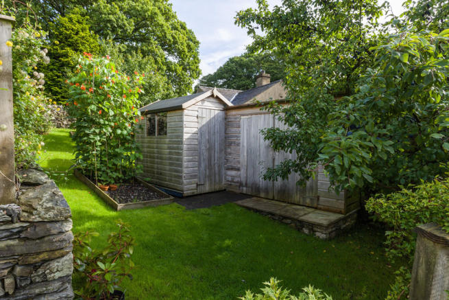 Vegetable patch w...