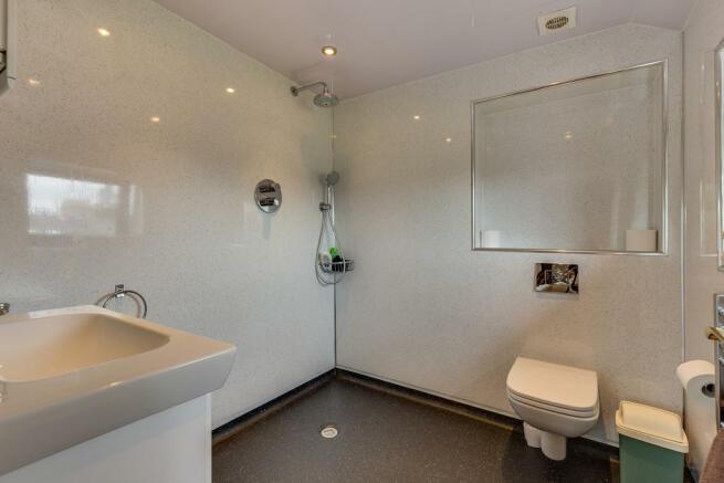 Ensuite Wet room