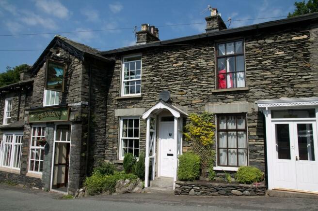 2 Bedroom Terraced House For Sale In 4 Brookside Cottages