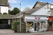 property for sale in Vacant Shop Unit (currently Poppi Red), Lake Road, Bowness On Windermere, Cumbria, LA23 3DE