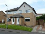 semi detached home for sale in Kenmore Drive, Greenock...