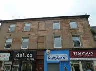 Flat to rent in Nicolson Street, Greenock