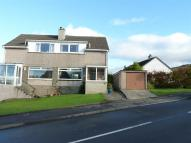 semi detached home for sale in Firth Crescent, Gourock