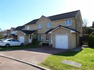 semi detached house for sale in Kinloss Place, Inverkip...