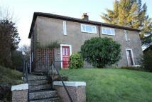 3 bed semi detached property in Pennyfern Road, Greenock...