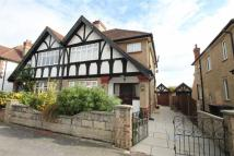 Talbot Road semi detached house for sale