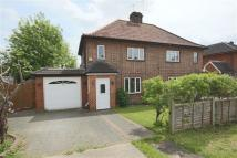 semi detached house for sale in New Peachey Lane, Cowley...