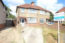 semi detached home in Dellfield Crescent...
