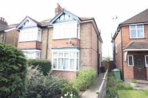 semi detached house in Oxford Road, New Denham...