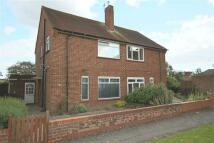 2 bedroom semi detached house in Brampton Road...