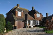 Detached house for sale in East Dean