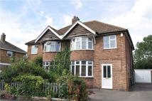 3 bed semi detached house in Conway Drive...