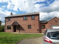 Detached property to rent in Frisby Estate...