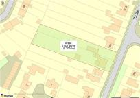 Plot for sale in Seagrave Road, Sileby...